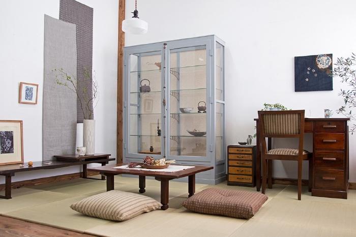 和雑貨 和室 和空間 和モダン 畳 和洋 書斎リビング