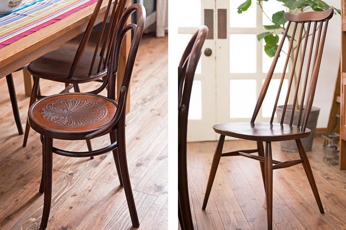 アーコール トーネット バルーンバック ベントウッドチェア 椅子 アンティーク
