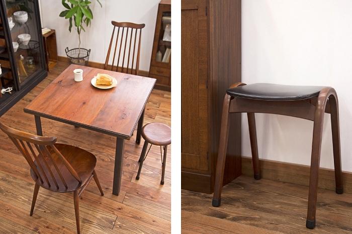 アンティーク 古材テーブル
