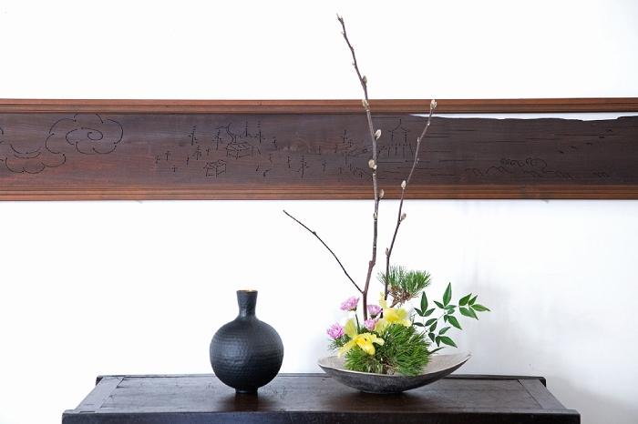 欄間 壁面装飾 和モダン