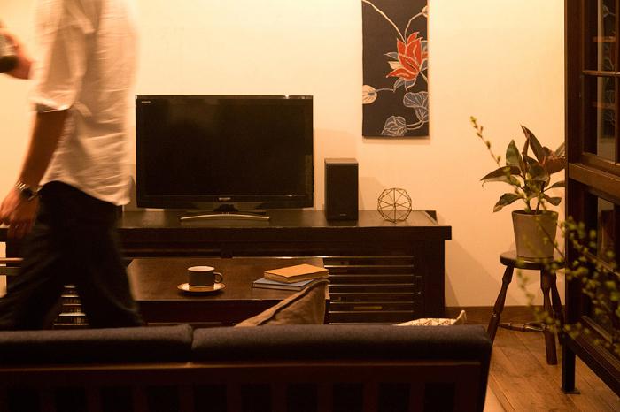 時代箪笥ローボード テレビ台 リビング ソファ センターテーブル 和モダン
