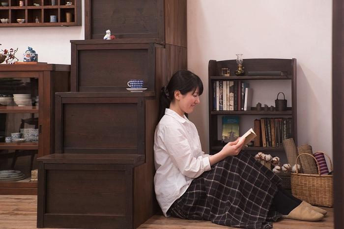日々の暮らしの中でこそ、残された意味を知る。伝統和家具と暮らす部屋