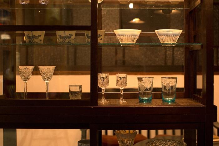 ガラスケース グラス ガラス器