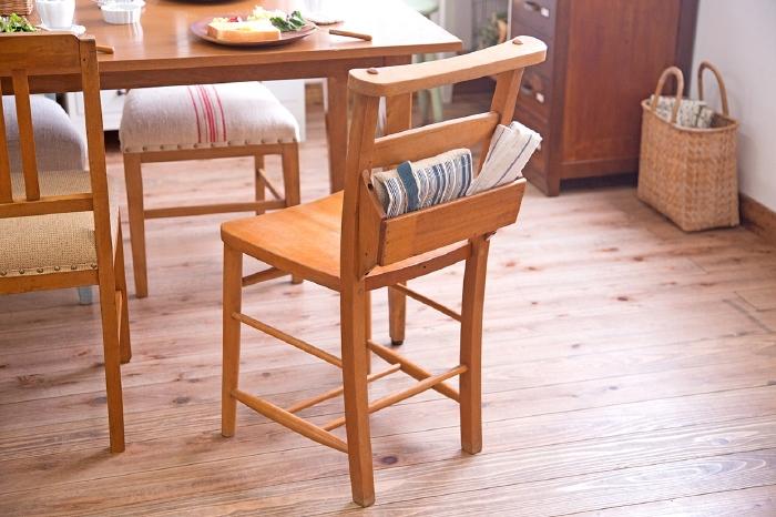 収納 椅子 チェア