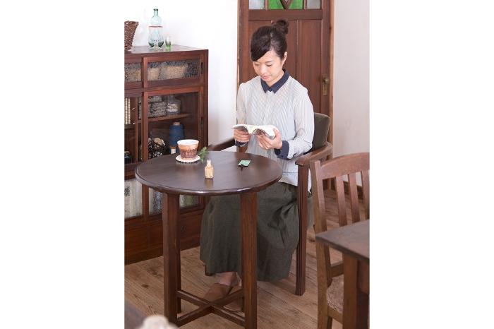 アンティーク コーヒーテーブル