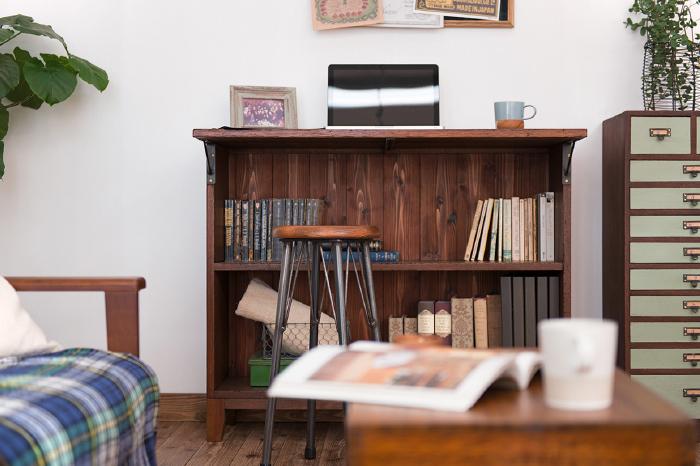 レトロ家具 和製アンティーク 収納