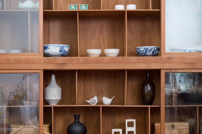 木味 レトロ 家具