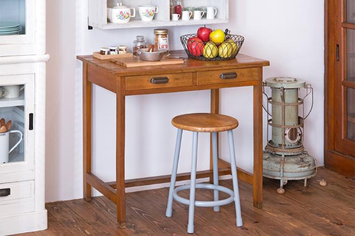 アンティーク 作業台 キッチン
