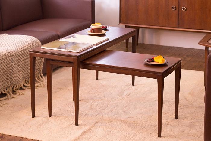 ネストテーブル シンプルモダン