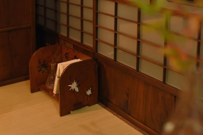 畳 和室リビング コーディネート