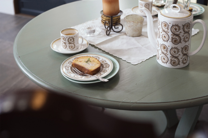カフェテーブル アンティーク