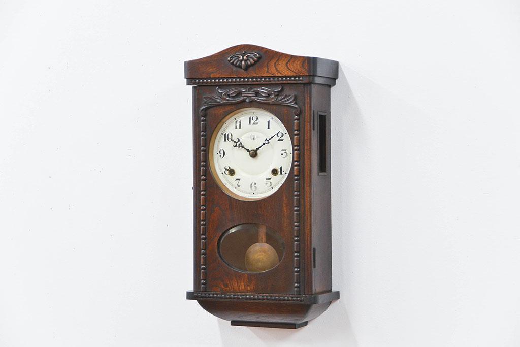 動かない時計の修理