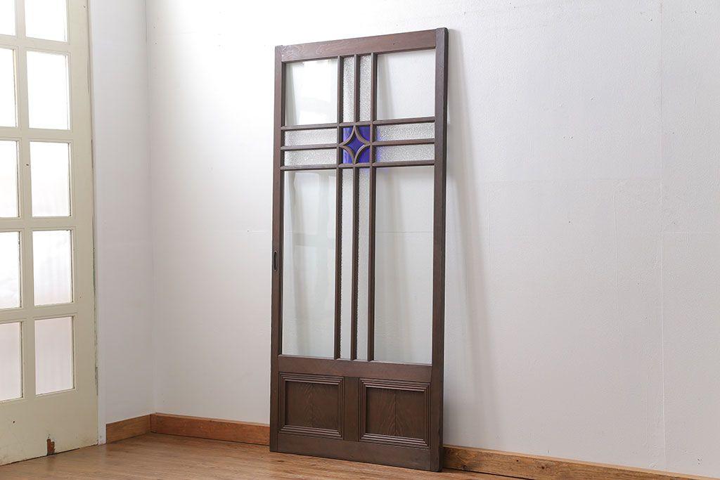 アンティークガラス戸でレトロなインテリアに!おすすめデザイン一覧
