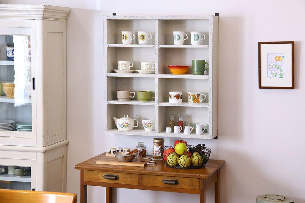 ご用心!キッチンでアンティーク家具を使う時に気を付けたい7つの事