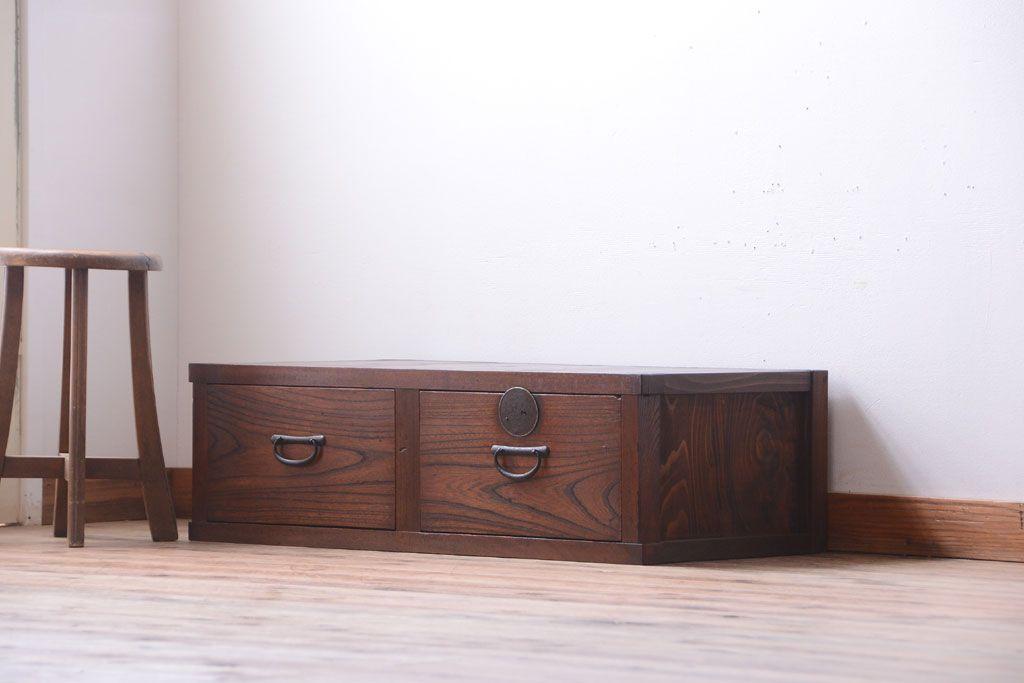 探していたのはこんな家具!ローボードとして使えるアンティーク6選