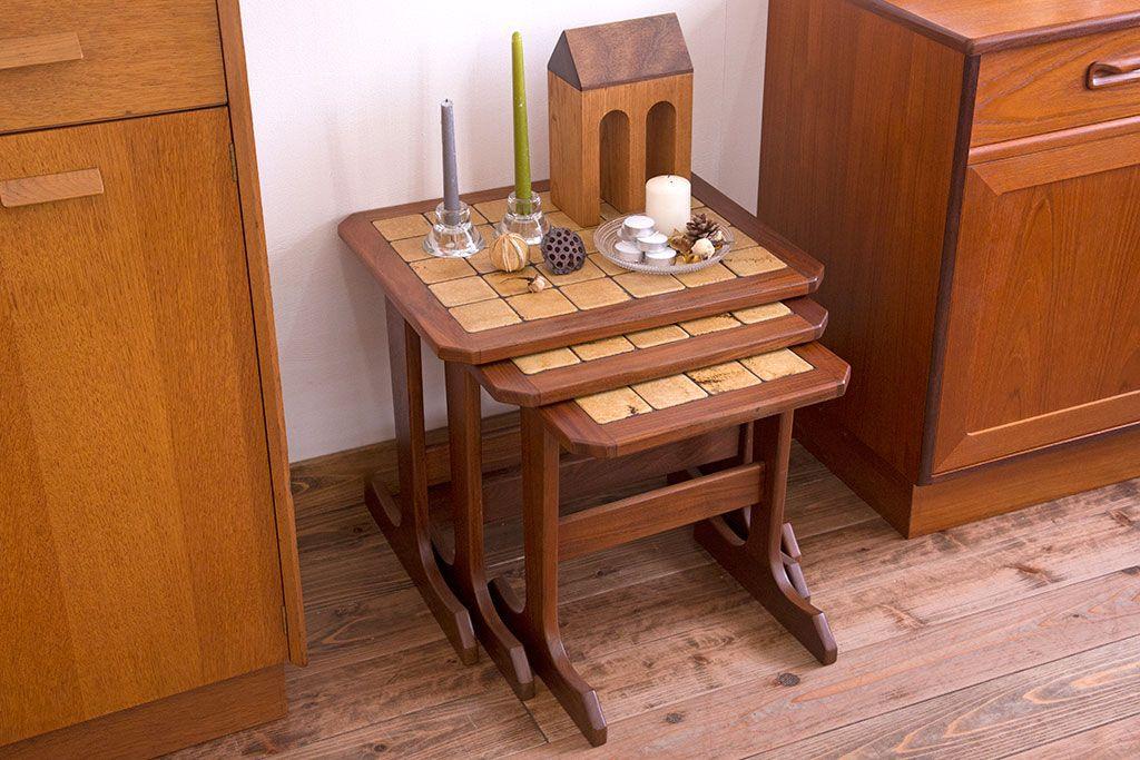 コーヒーテーブルならこの家具も。おすすめアンティーク家具をご紹介