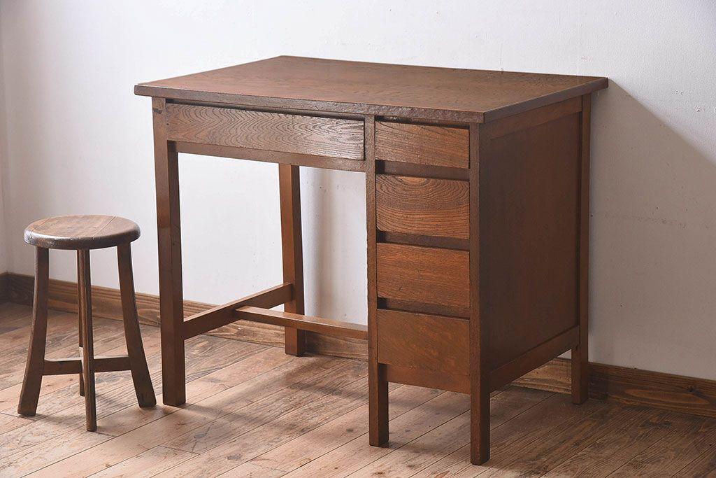 レトロ家具 昭和レトロ 古い木製...