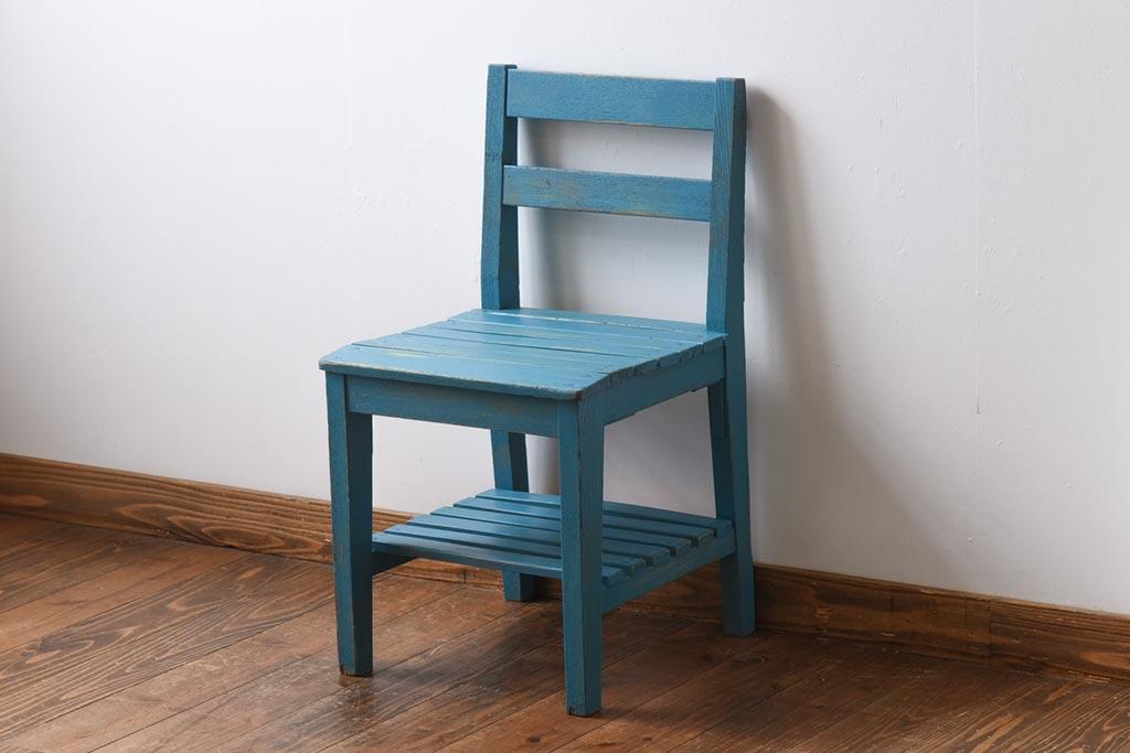 バラバラの椅子で囲むダイニング。アンティークを使った参考例14選