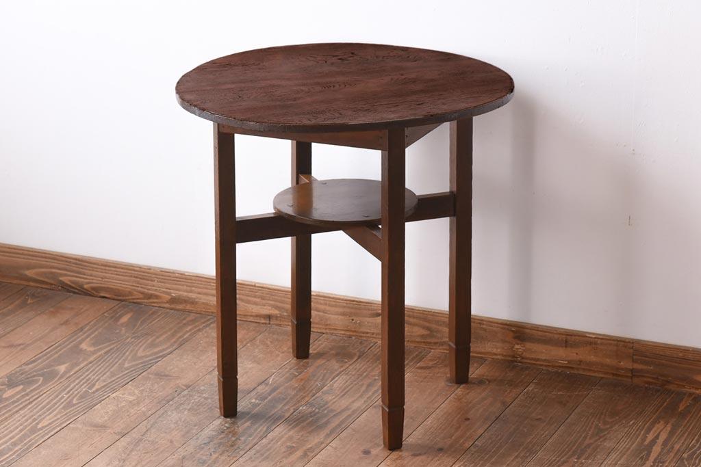 欲しい雰囲気はどれ?アンティークコーヒーテーブルのデザイン4選