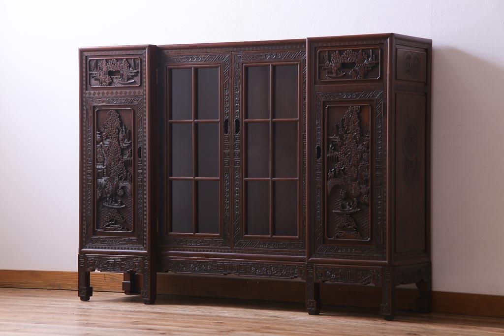 アンティーク家具を梅雨・冬の湿気から守る!家具のカビ対策と対処法