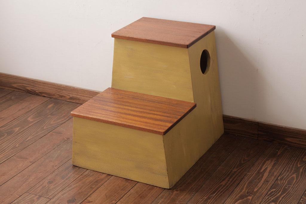 小さな家具で視線を集める!狭いスペースのフォーカルポイント作り