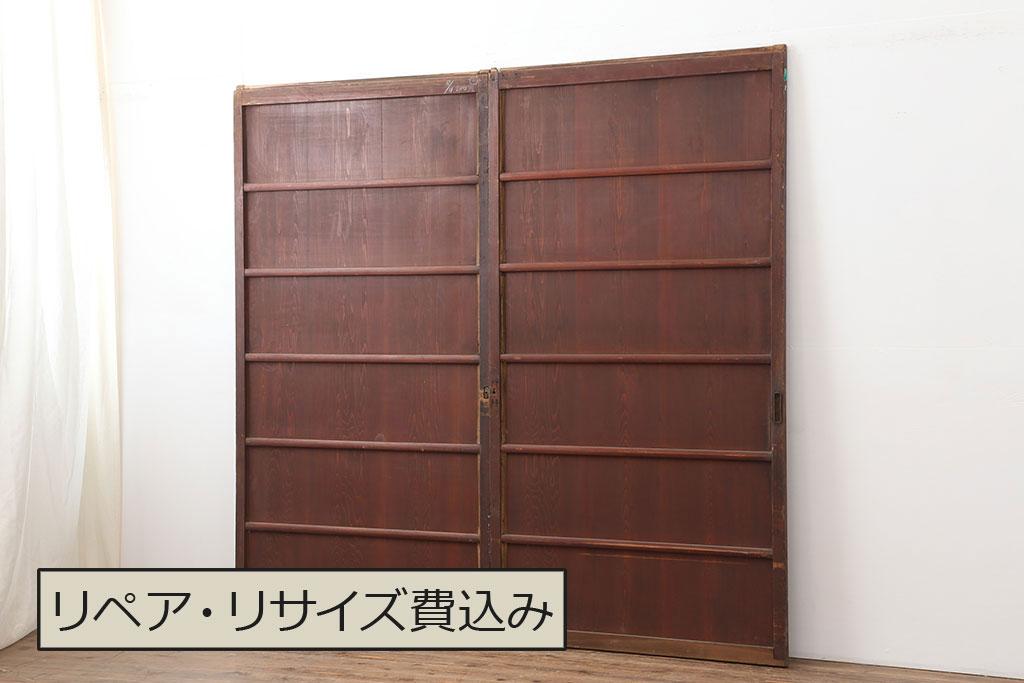舞良戸や帯戸など板戸のすべてがわかる!歴史から種類、選び方まで