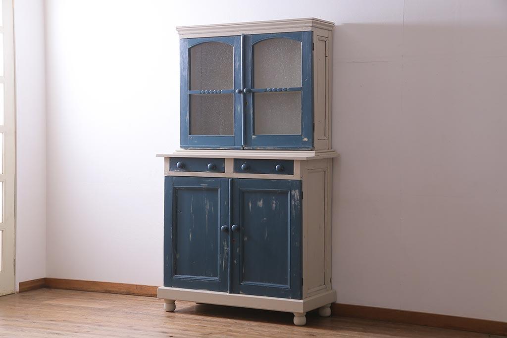 使いやすい収納は基本!ごちゃごちゃ食器棚の整理&日頃のお掃除術