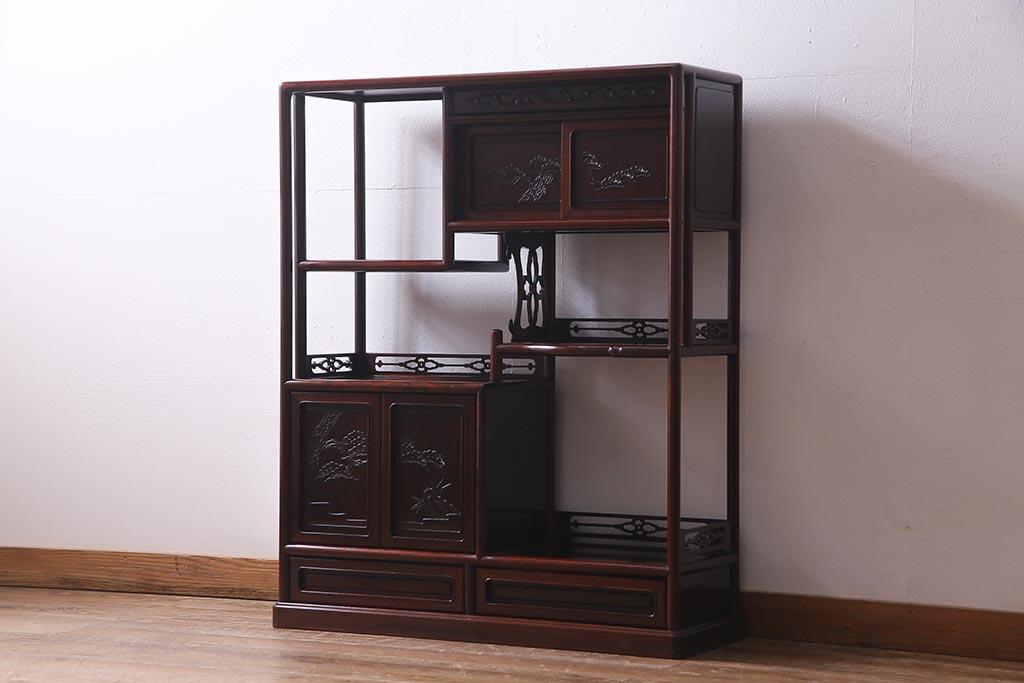 ほしい本棚が見つからない?代用できるアンティーク家具4選