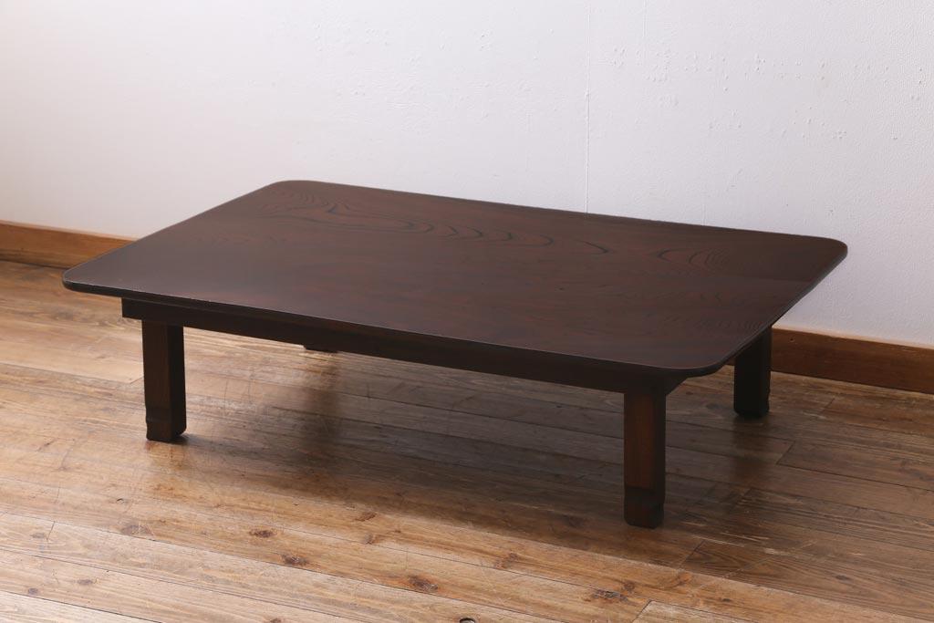 家族団らんのはじまり。昭和の食卓の歴史と茶の間のアンティーク家具