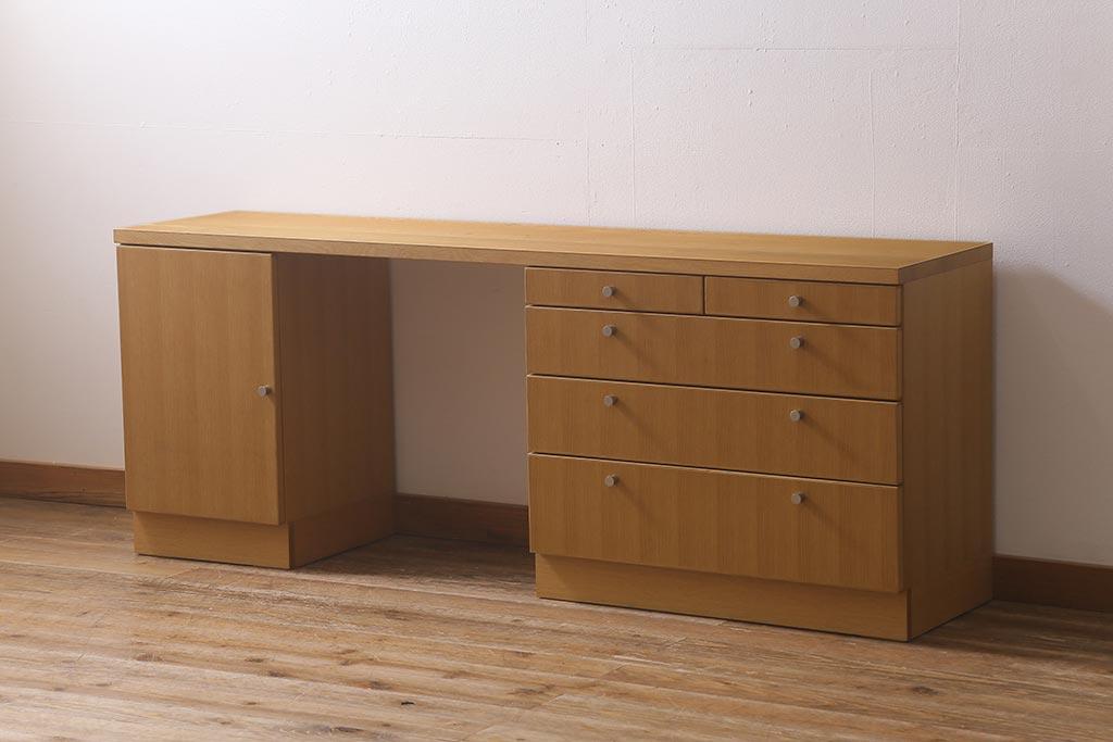 風踊るおうちの愛されたアンティーク家具