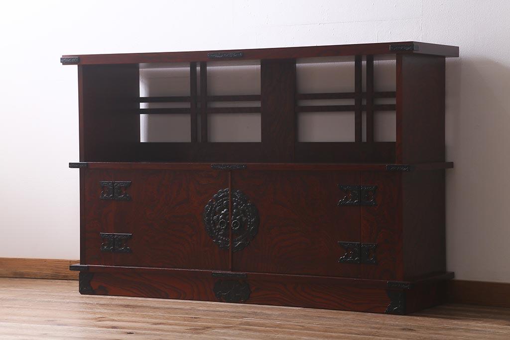 和モダンリフォームにも。大人なコーディネートにおすすめの和家具