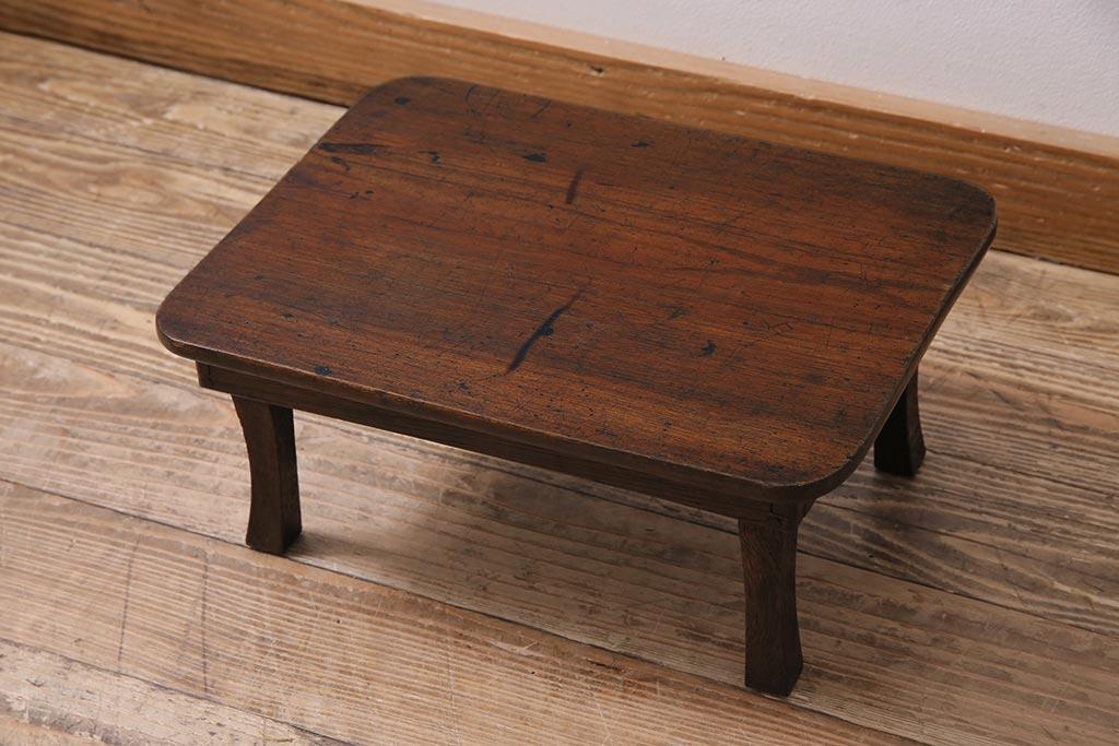 豆ちゃぶから円形まで。レトロな庶民派家具ちゃぶ台の基礎知識