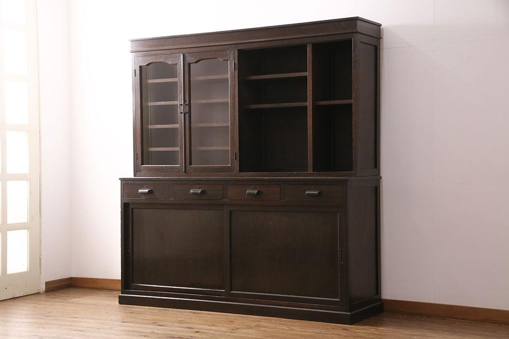 カトラリーや食器も簡単お片付け!ダイニングで押さえたい収納家具