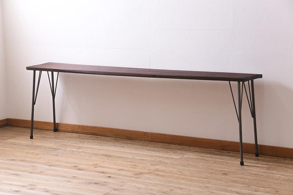 私にもできる、ナチュラルアンティーク家具でカフェ風お部屋づくり