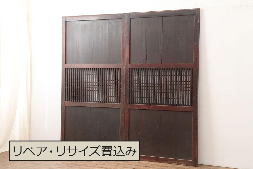 格子戸のある風景。光と風が通りぬける、季節で装いを変える日本の家
