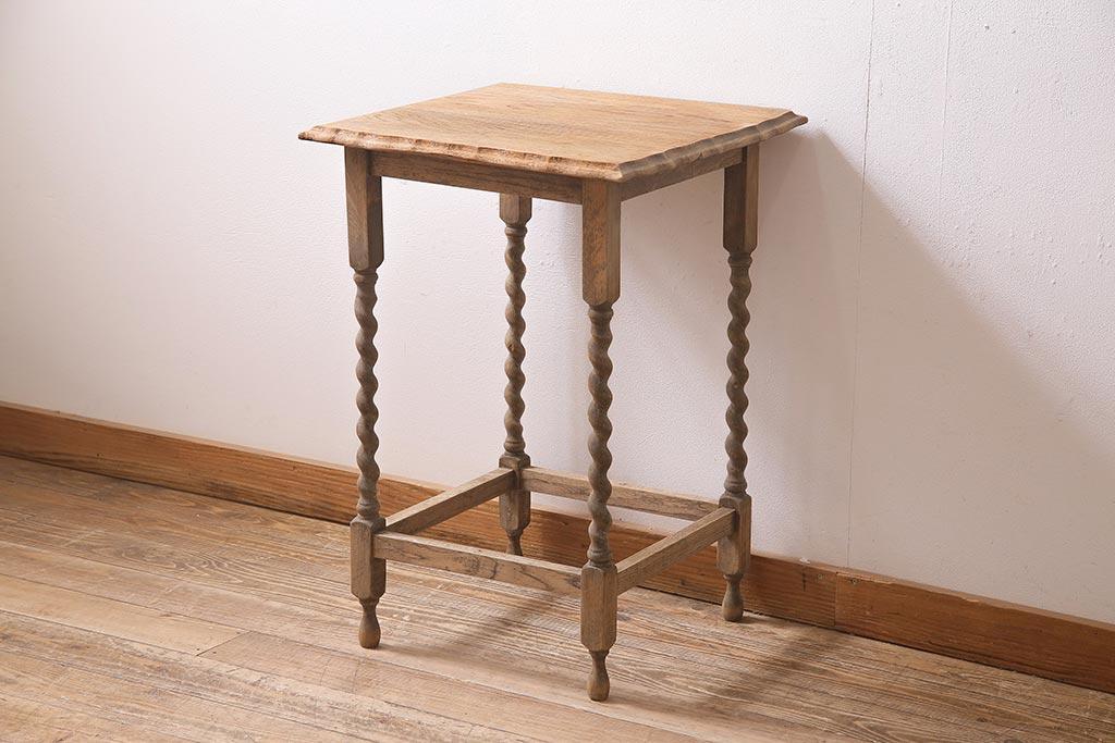 デザインもおしゃれな、アンティークのおすすめサイドテーブル4選