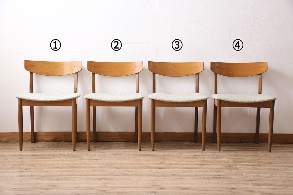 人気のイギリスアンティークチェア探しに役立つ、デザイン基礎知識
