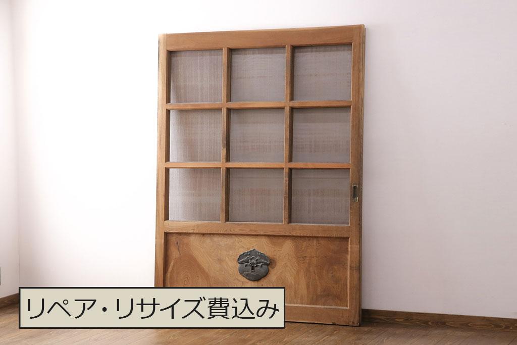 和の歴史あるアンティーク仕切り戸。日本の室内建具の種類と魅力
